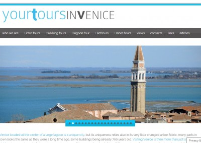 Your tours in Venice